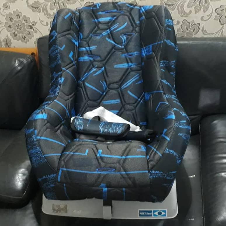 Restauração de Cadeira Infantil